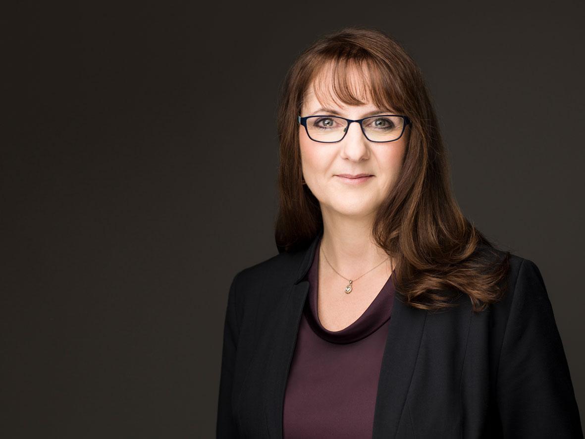 Katrin Lange, Ministerin der Finanzen und für Europa