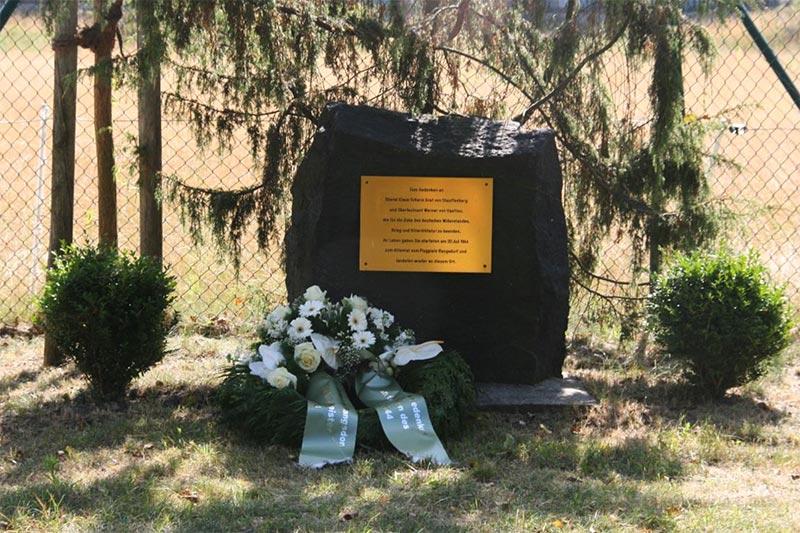 Stauffenbergdenkmal