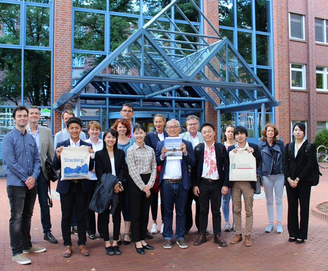 Mitglieder des Kooperationsprojektes
